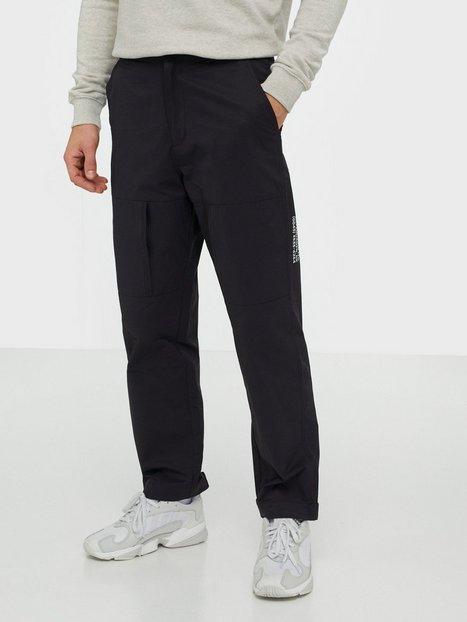 Wood Wood Hamish trousers Bukser Black - herre