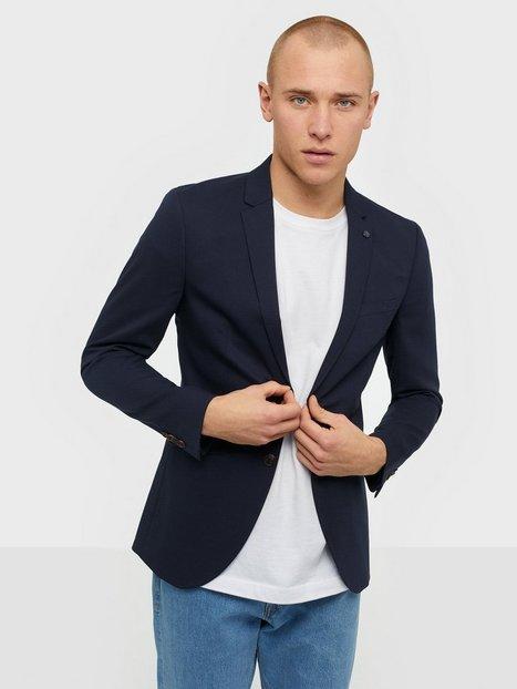 Premium by Jack Jones Jprvincent Blazer Noos Blazere jakkesæt Mørkeblå - herre