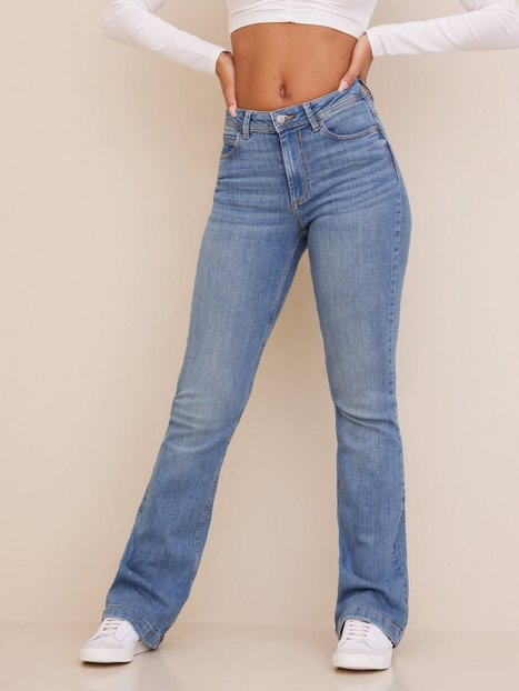 Jacqueline de Yong Jdyflora Life Flared High Mb Noos D Bootcut & flare