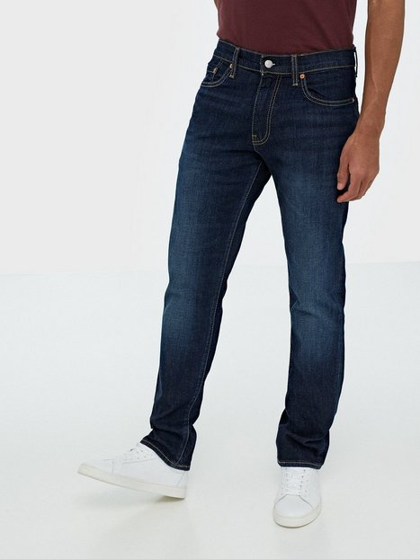 Levis 511 Slim Biologia Adv Jeans Blå - herre