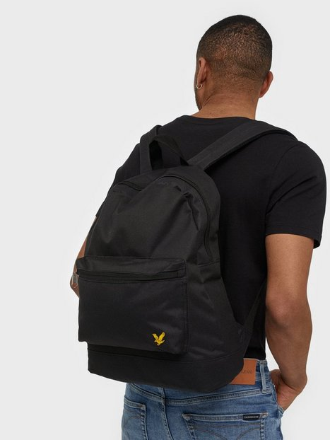 Lyle & Scott Backpack Tasker True Black