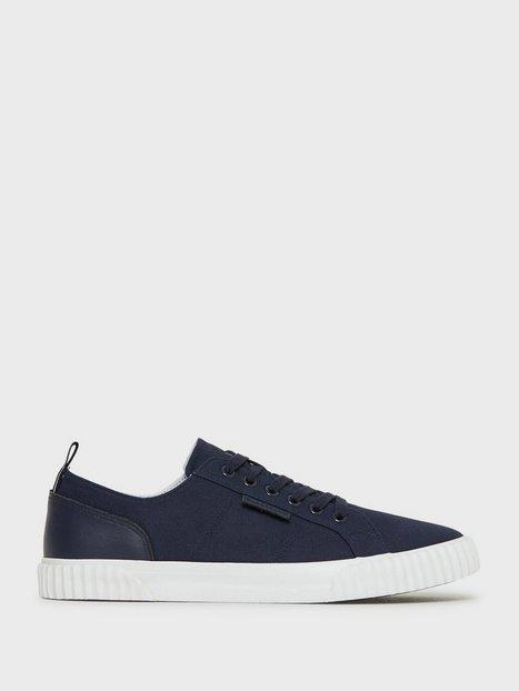 Lyle Scott Mitchell Sneakers Dark Navy - herre