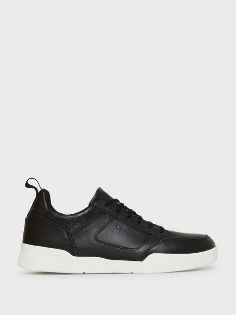 Lyle Scott Gilzean Sneakers True Black mand køb billigt