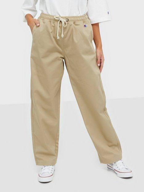 Champion Reverse Weave Long Pants Bukser Beige
