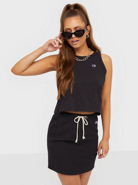 Champion Reverse Weave Skirt Mini nederdele Black