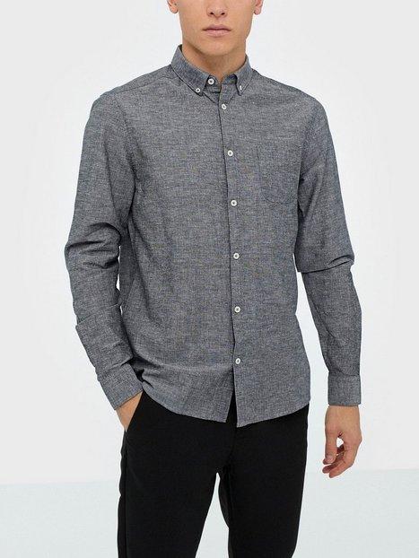 Tailored Originals Shirt Kassidy Skjorter Black - herre