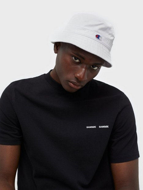 Champion Reverse Weave Bucket Cap Hatte White