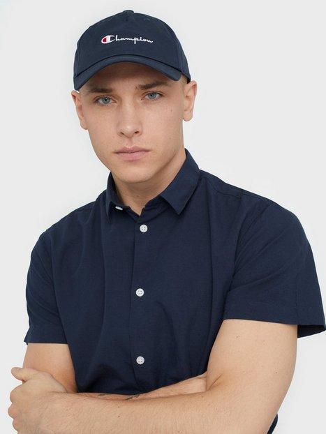 Champion Reverse Weave Baseball Cap Kasketter Navy - herre