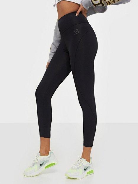 Better Bodies High waist leggings Träningstights Black