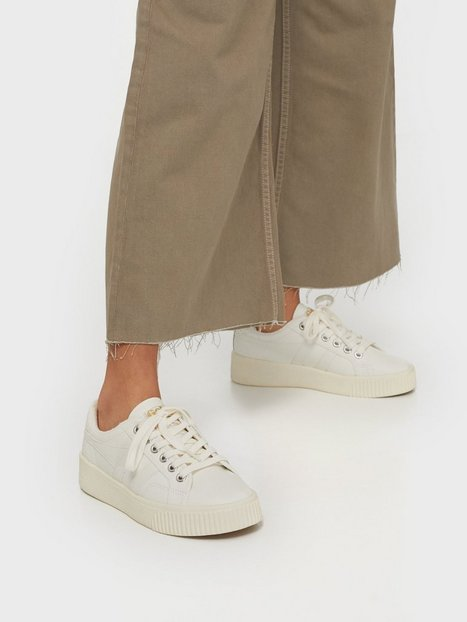 Gola Baseline Mark Cox Leather Low Top