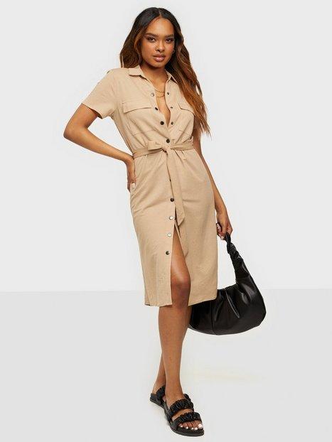 Vila Visafina S/S Shirt Dress - Noos Loose fit dresses