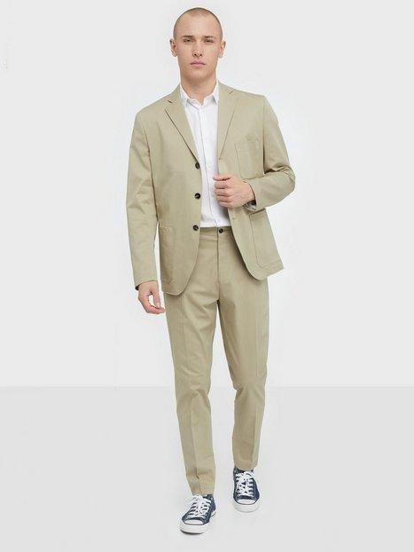 Selected Homme Slhslim Fole Crockery Blazere jakkesæt - herre