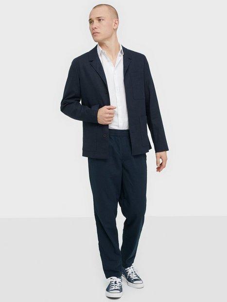 Selected Homme Slhreg Dave Linen Hybrid Blazere jakkesæt - herre
