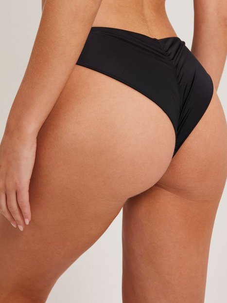 NLY Beach Brazilian Bikini Panty Trusser Sort