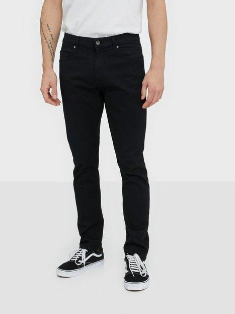 Tiger Of Sweden Jeans Pistolero Black Jeans Black