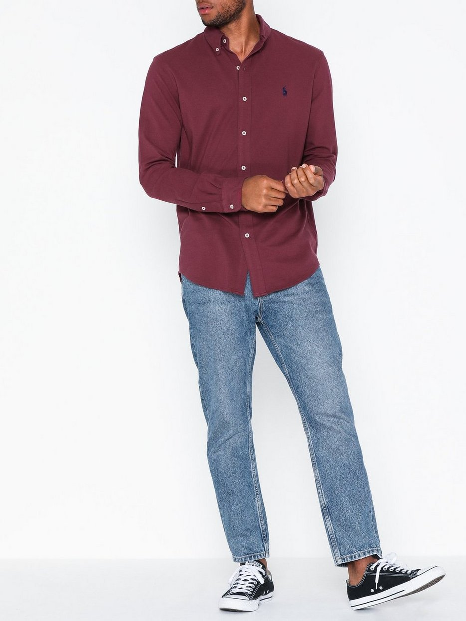 Featherweight Long Sleeve Knit