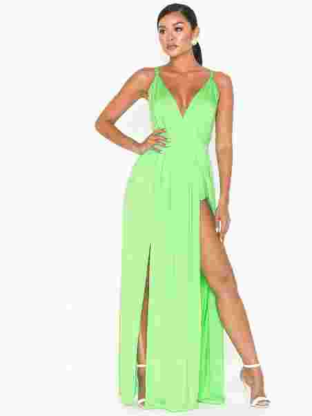 Double Slit Maxi Dress, NLY One