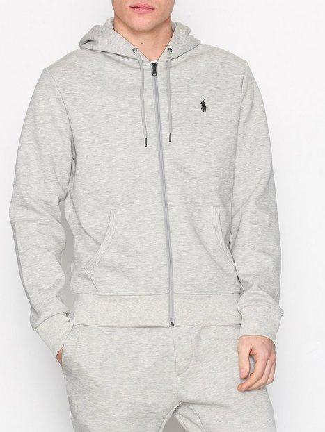 Polo Ralph Lauren Long Sleeve Knit Trøjer Grey - herre