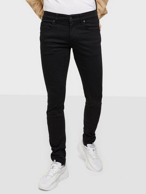 Tiger Of Sweden Jeans Slim Jeans Jeans Sort