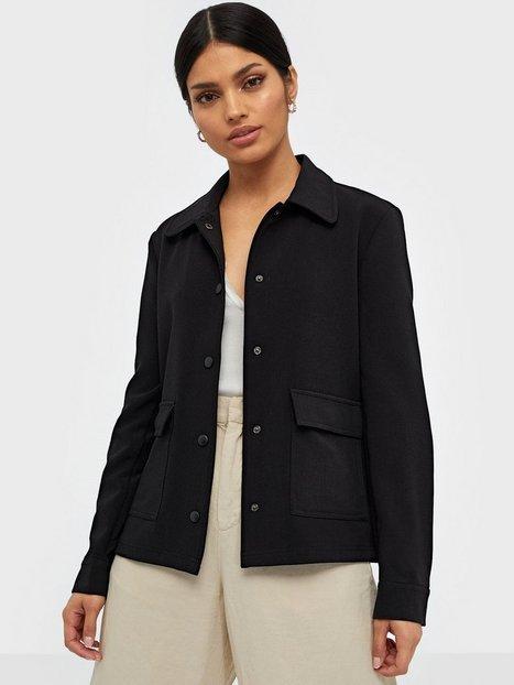 Brixtol Textiles Sissel skjortjackor Black