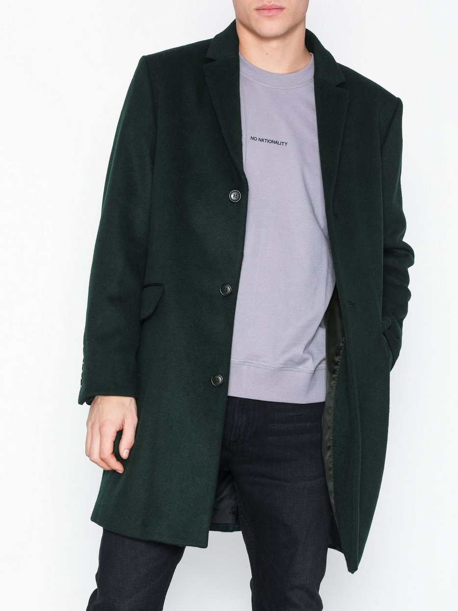 FOREST DENVAR O'COAT