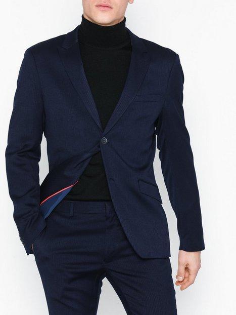 Topman S2P us Nav Navello Blazere jakkesæt Navy Blue - herre