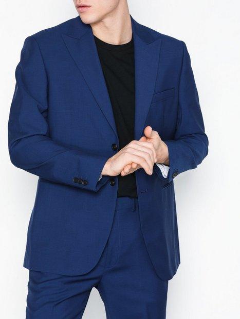 Topman C S2N Navy Jacket Blazere jakkesæt Navy Blue mand køb billigt