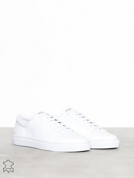 Jim Rickey Club Polido ''Matt Patent'' Sneakers White mand køb billigt