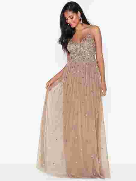 Shop Maya Multi Sequin Maxi Dress | Partykleider - Nelly.com