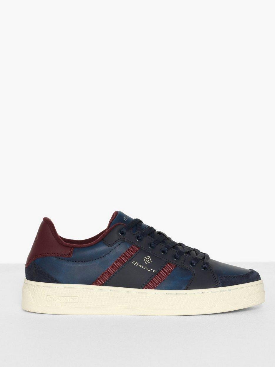 Detroit Low lace shoes