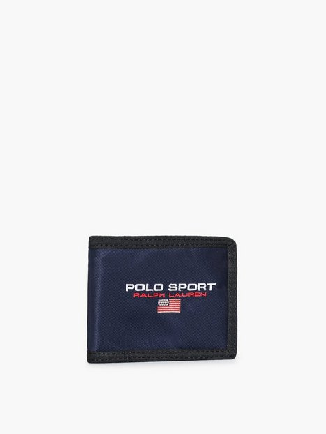 Polo Ralph Lauren Billfold Wallet Punge Navy - herre