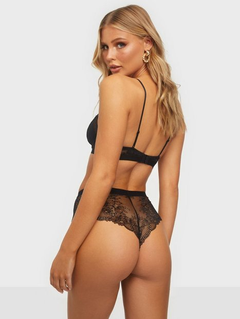 NLY Lingerie Pretty Hurts Half Thong String