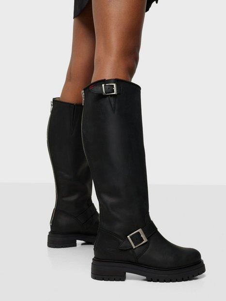 Johnny Bulls High Boot Knee-high