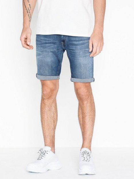Tommy Jeans Scanton Short Shorts Blue - herre