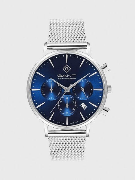 Gant Time Park Avenue Chrono Ure Blue - herre