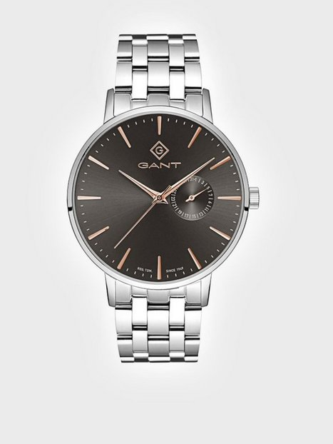 Gant Time Park Hill III Ure Dark Grey - herre