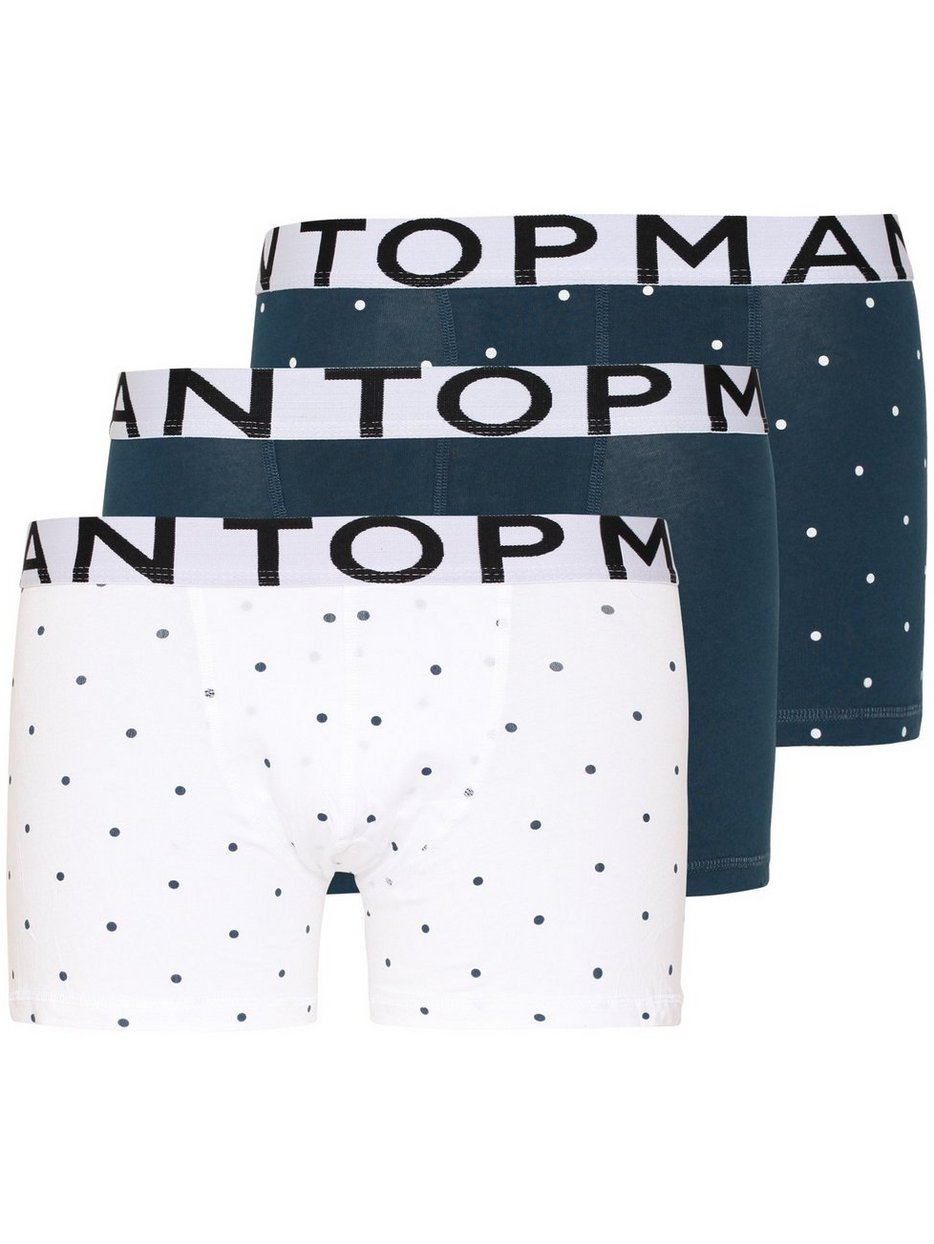 Polka Dot Trunks 3 Pack