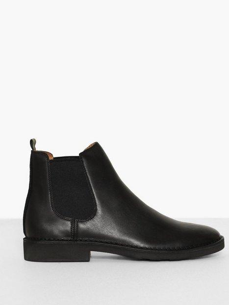 Polo Ralph Lauren Talan Chelsea Boots Chelsea boots Black mand køb billigt