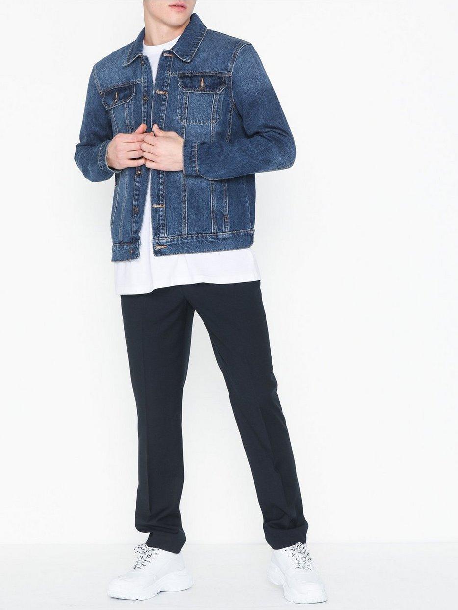Indigo Denim Jacket