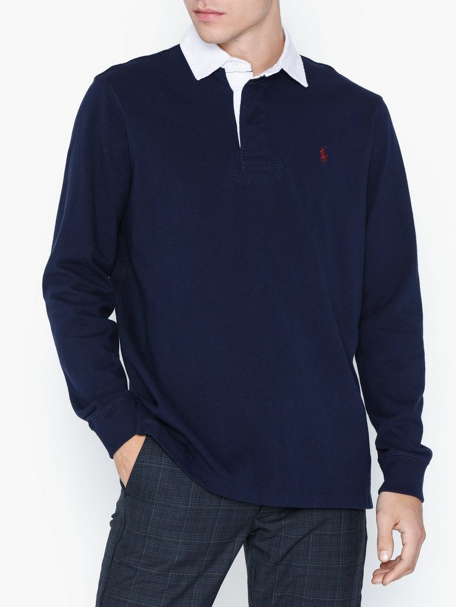 Long Sleeve Rugby Sweater