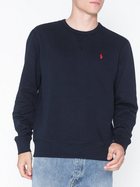 Polo Ralph Lauren Long Sleeve Sweater Trøjer Navy