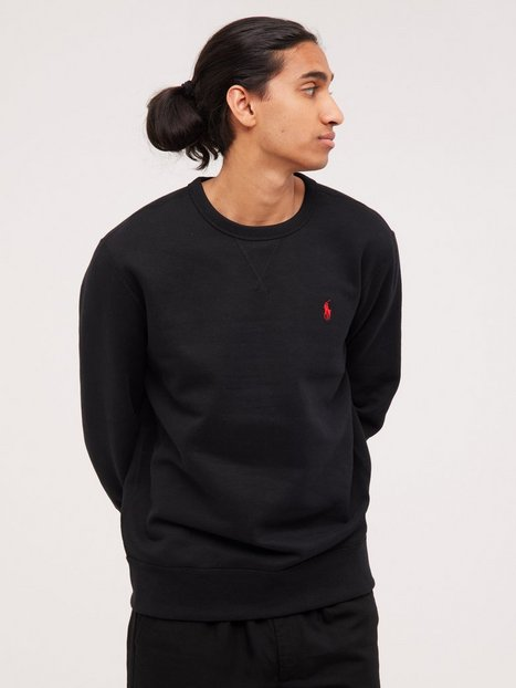 Polo Ralph Lauren Long Sleeve Sweater Trøjer Black