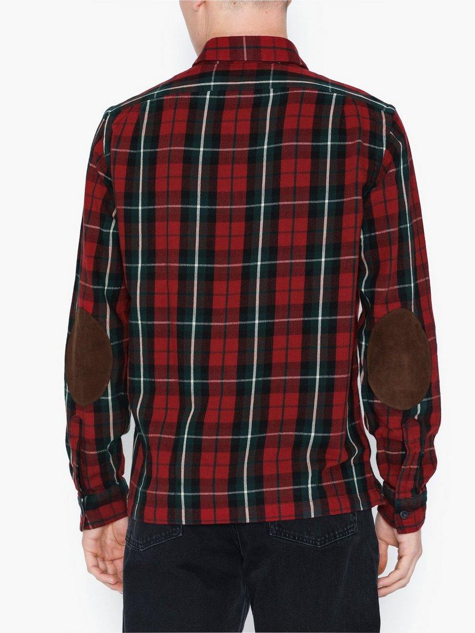 Long Sleeve Twill Shirt