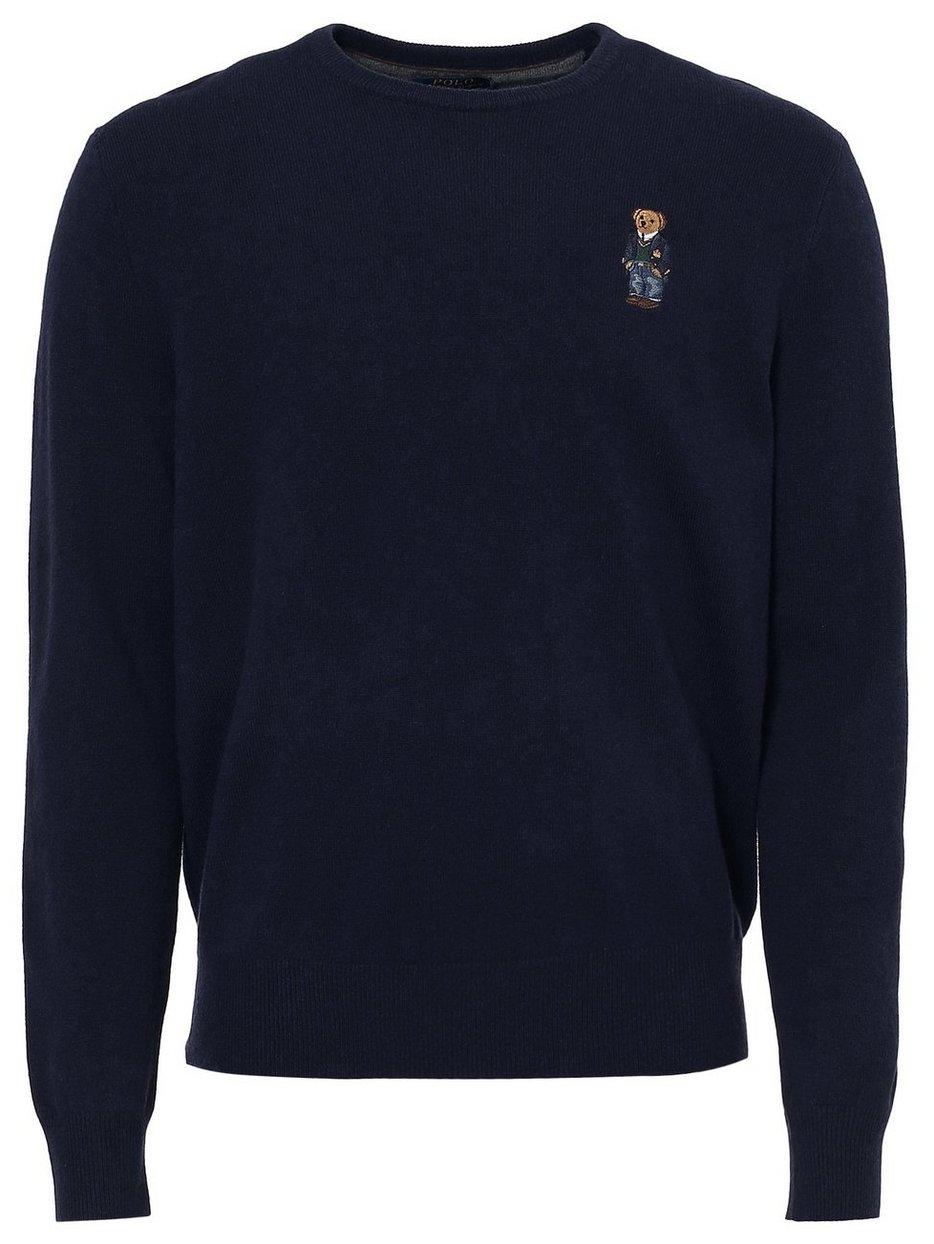 Long Sleeve Wool Sweater