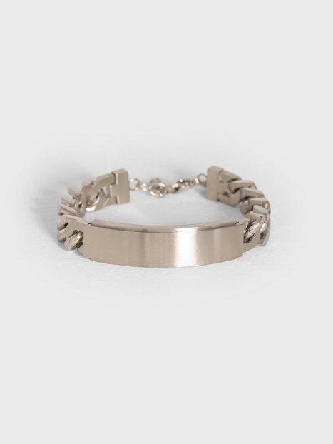 By Billgren Bracelet Smykker Steel - herre
