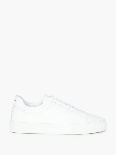 Jim Rickey Pulp Leather Polido Sneakers White - herre