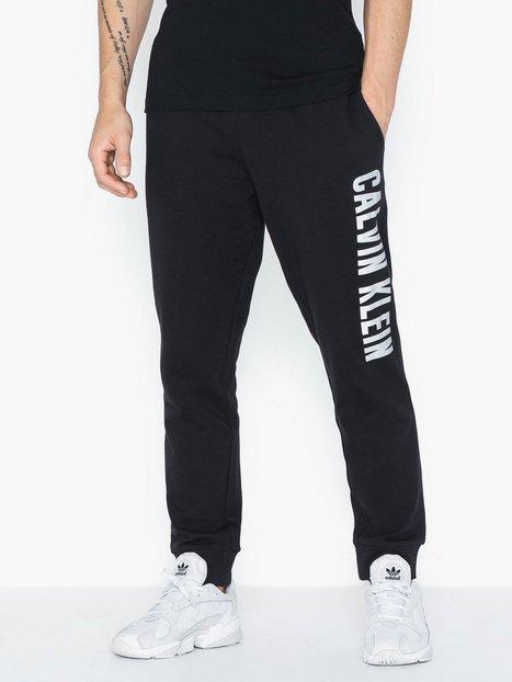 Calvin Klein Performance Knit Pants Træningsbukser Black - herre