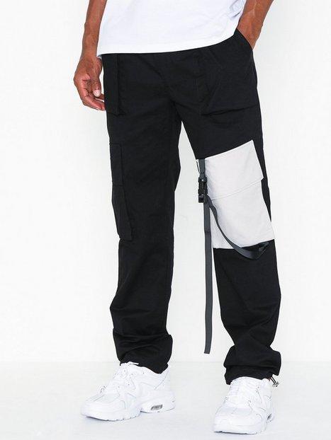 Sixth June Tactical Pant Bukser Hvid mand køb billigt
