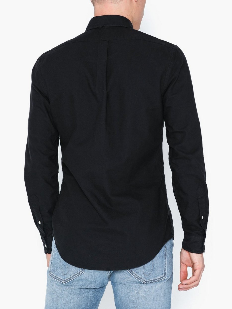 Oxford Long Sleeve Sport Shirt