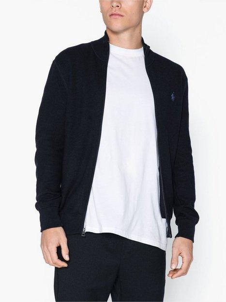 Polo Ralph Lauren Pima Cotton Sweater Trøjer Navy - herre